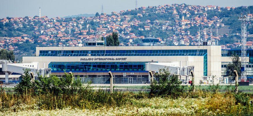 Vliegveld Sarajevo