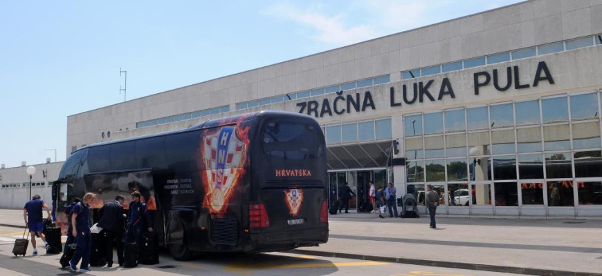 Pula bussen Istrie