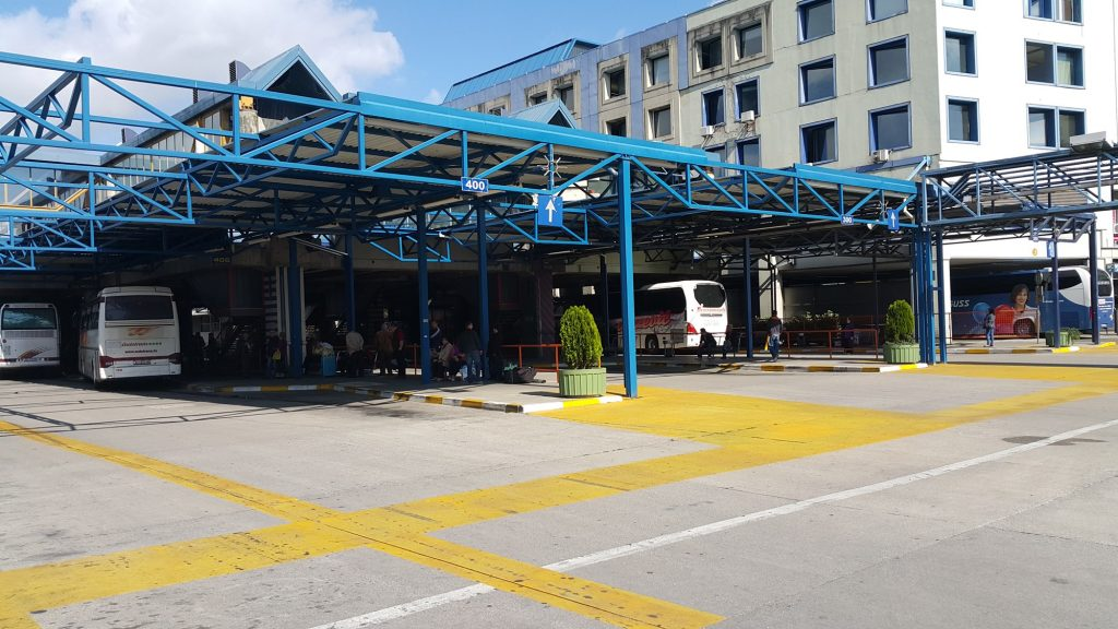 Busstation Zagreb