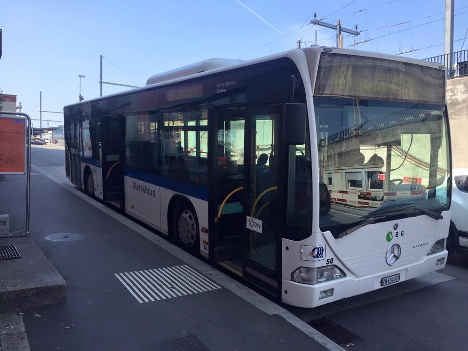 Openbaar vervoer in Zurich