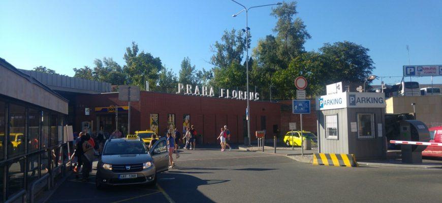 Florenc Prague
