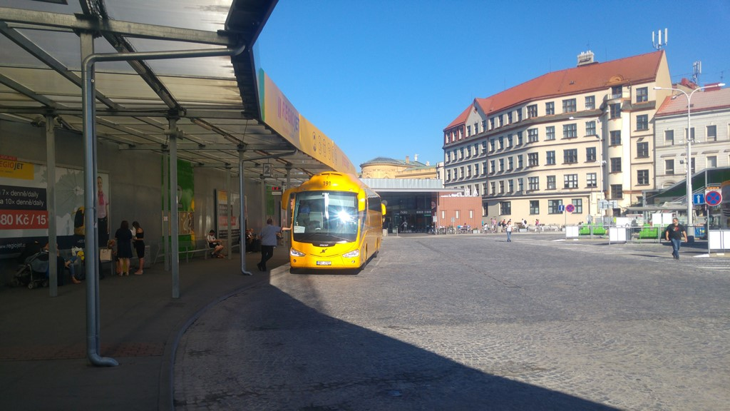 Sve Sto Trebate Znati O Autobusnom Kolodvoru Florenc Prag