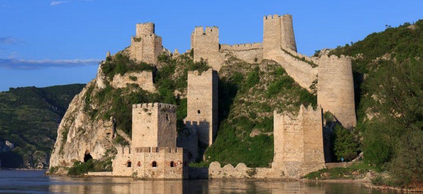 Djerdap - Golubac fortress