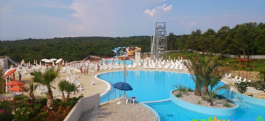 Water park Croatia