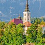 Bussen naar het Meer van Bled
