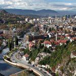 Bussen in Sarajevo