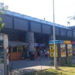 Treinstation Praag