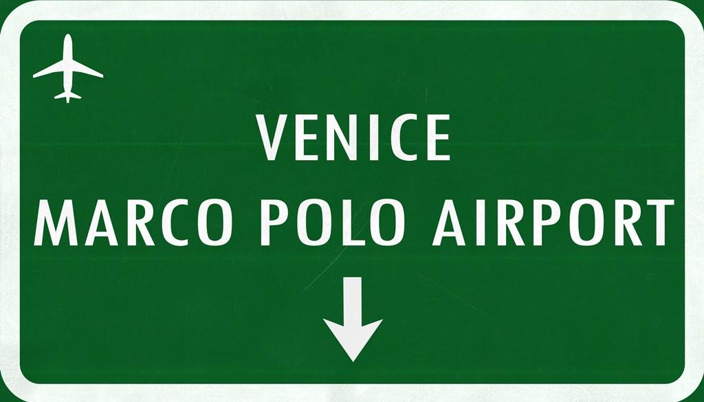 Marco polo airport Venice