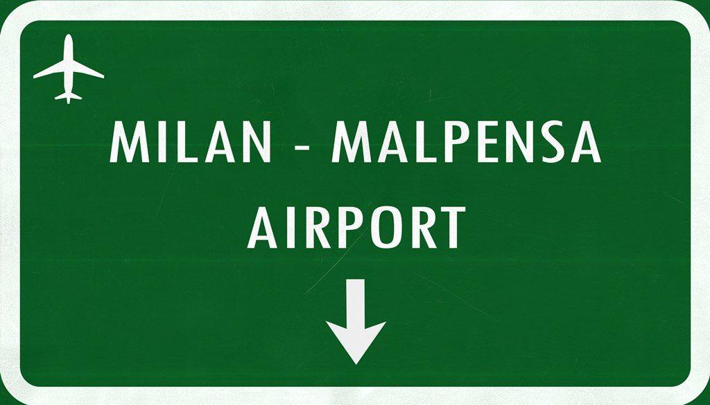 Airport Milan Malpensa