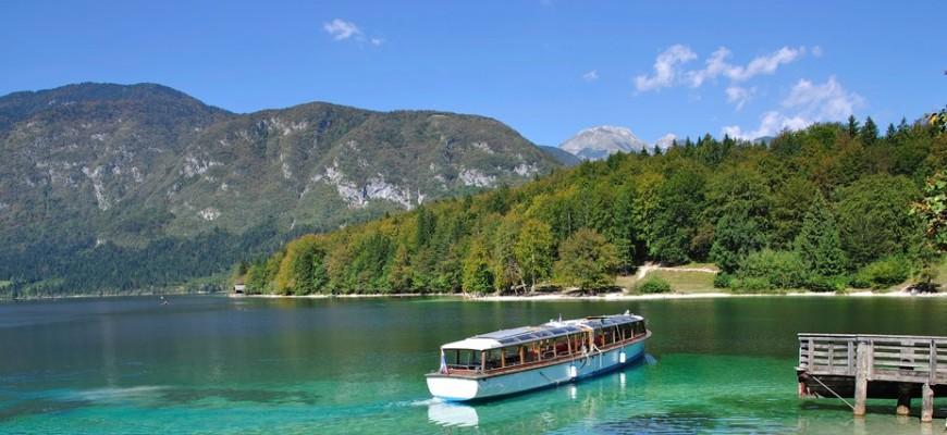 Het meer van Bohinj bezoeken