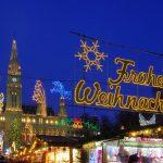 Wien Weihnachtsmarkt - Vienna christmas market