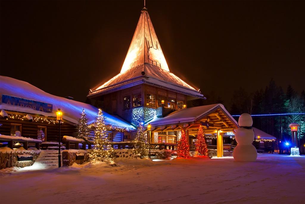 rovaniemi-christmas-village