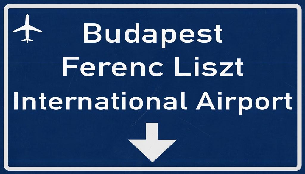 Airport Budapest Ferenc Liszt