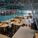 Terminal at Bratislava airport