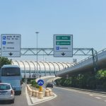 Airport Ciampino in Rome