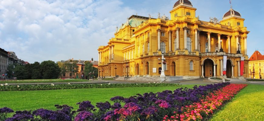 Zagreb - Croatian National Theate