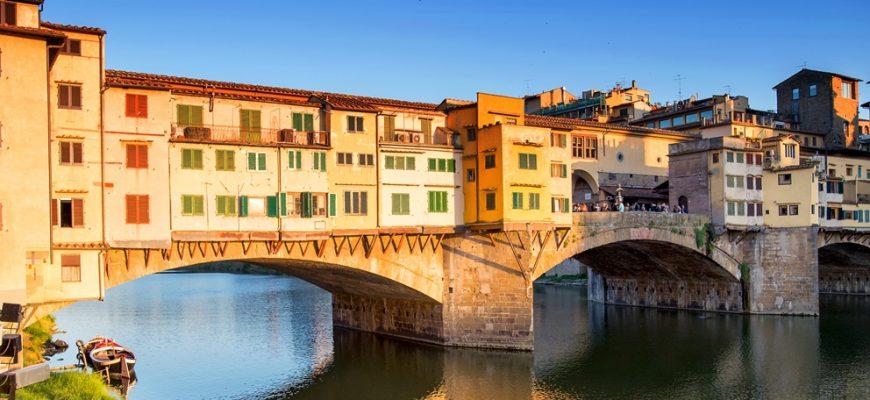 Firenca - Ponte Vecchio