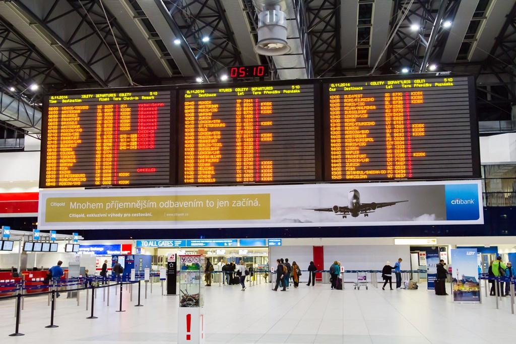 Vliegveld Praag