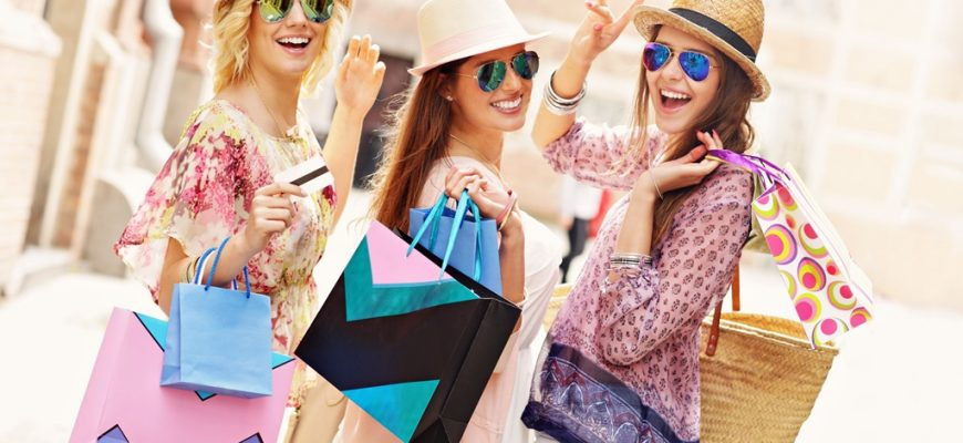 friends-shopping