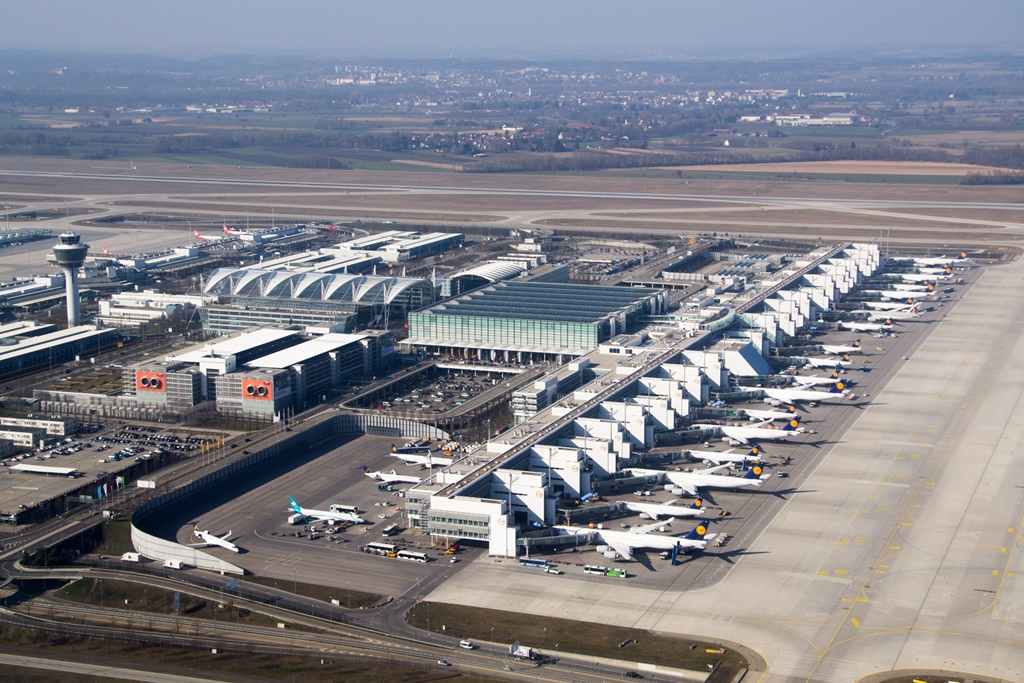german airports