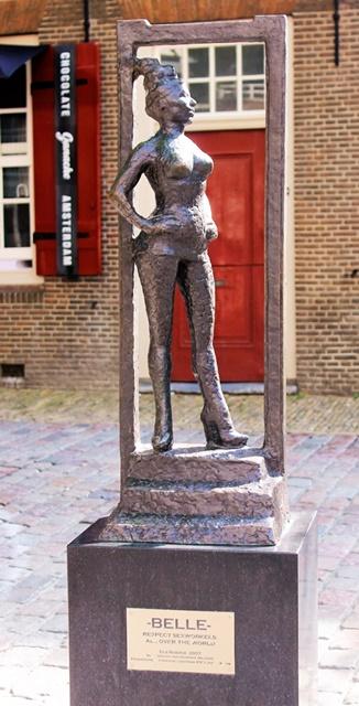 amsterdam-statua-belle
