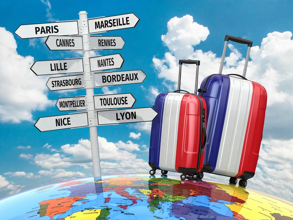 Flughäfen In Frankreich, Karten, Codes Und Ankunfszeiten