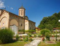 Beautiful Orthodox Monastery Raca, near Bajina Basta, Serbia