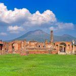 Hoe bereik je Pompeii