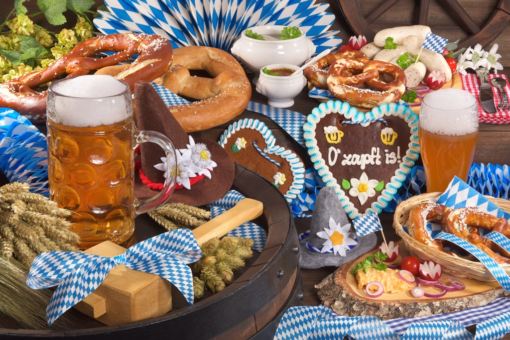 Eten in Munchen