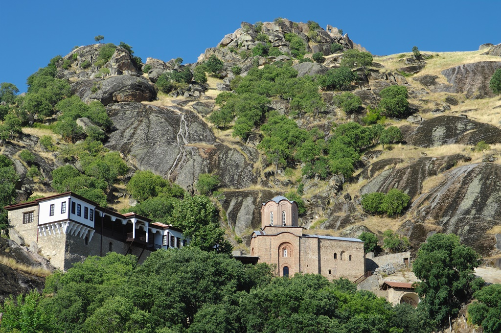 Monastery Holy Archangel Michael, Varos, Prilep
