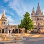 Fisherman's Bastion - Budapest - Hungary