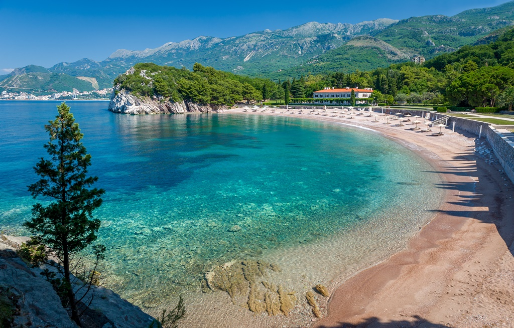 Najljepse Plaze U Crnoj Gori Mjesta Koja Trebate Posjetiti