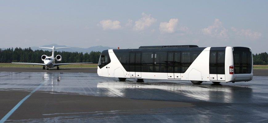 Vervoer van en naar vliegveld
