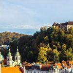 24 uur in Ljubljana