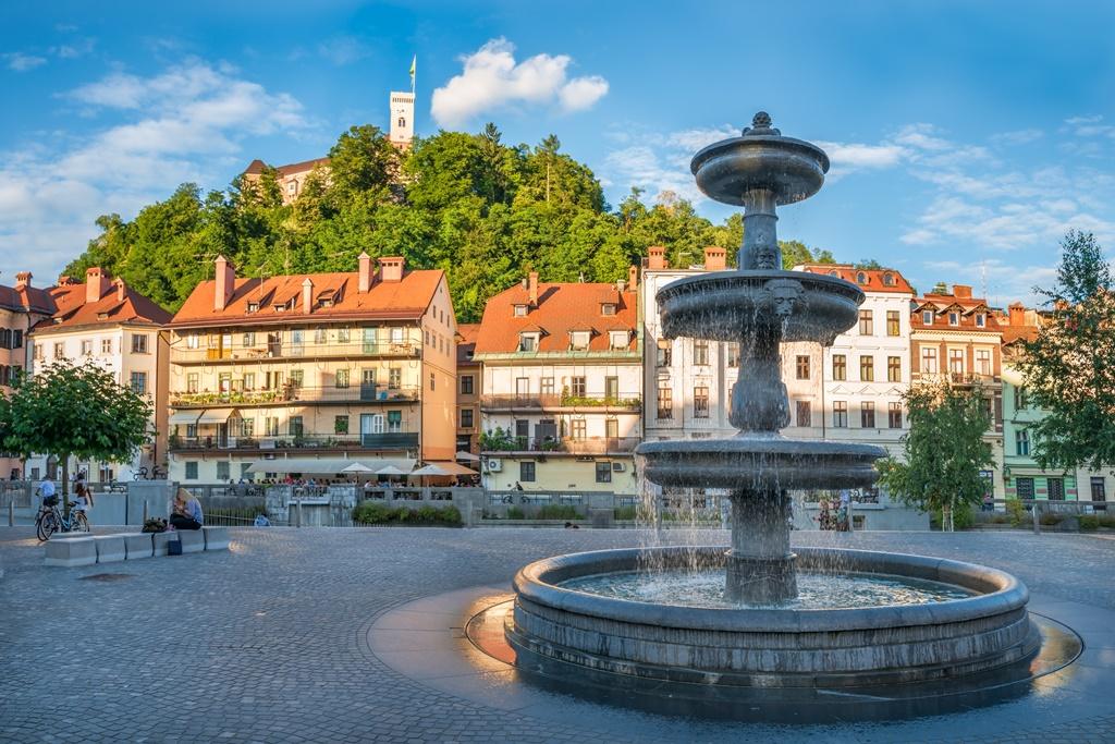 Bezienswaardigheden in Ljubljana