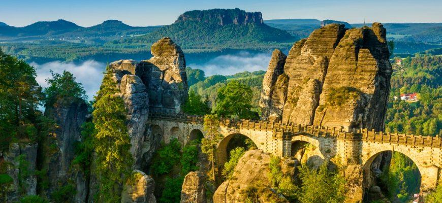 Nationaal Park Saksisch Zwitserland
