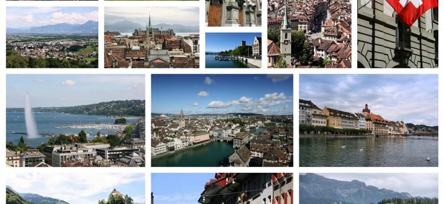 Reizen vanuit Zurich