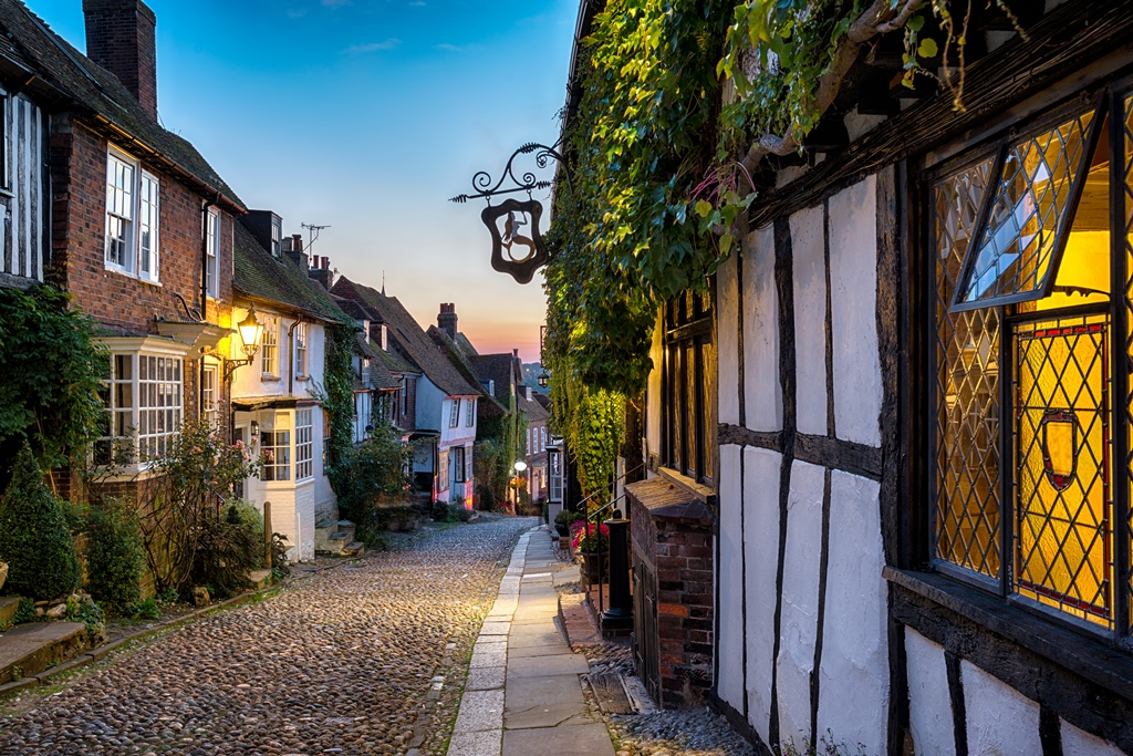 Towns to visit north england