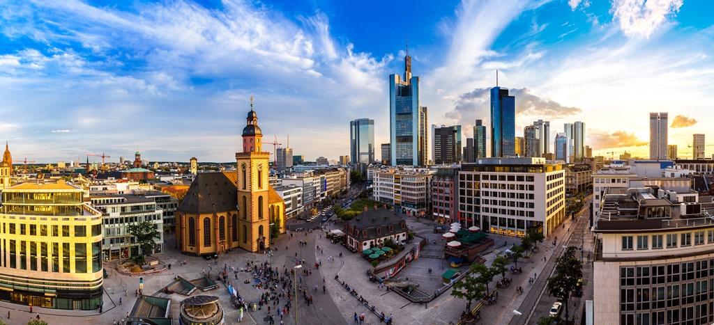 Posjet Frankfurtu Sto Vidjeti U Njemackom Mainhattanu