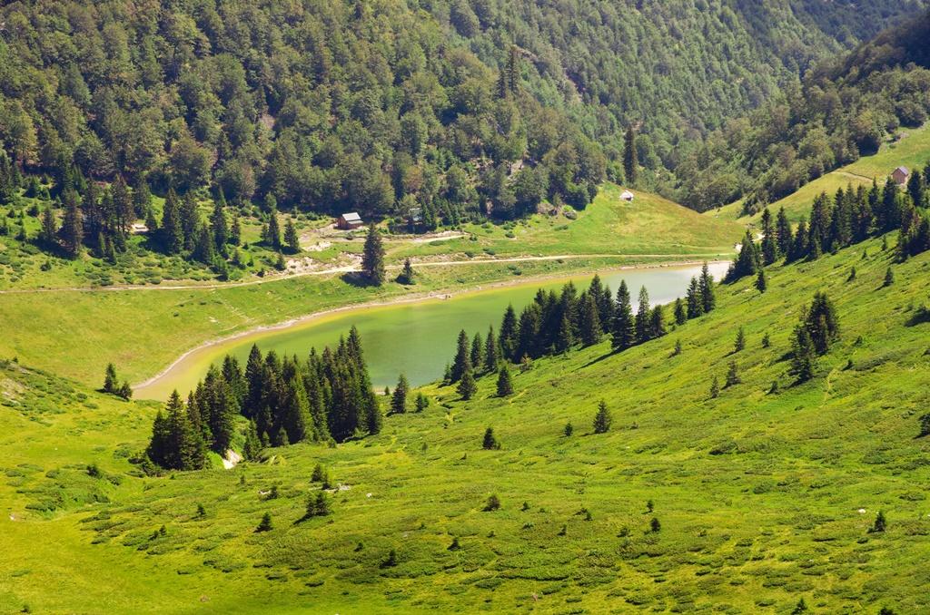 "Sisko Lake in ""Biogradska Gora"" National Park, Montenegro"