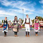Folklore Dancing in Novi Sad
