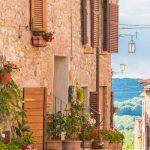 De mooiste dorpjes in Italie