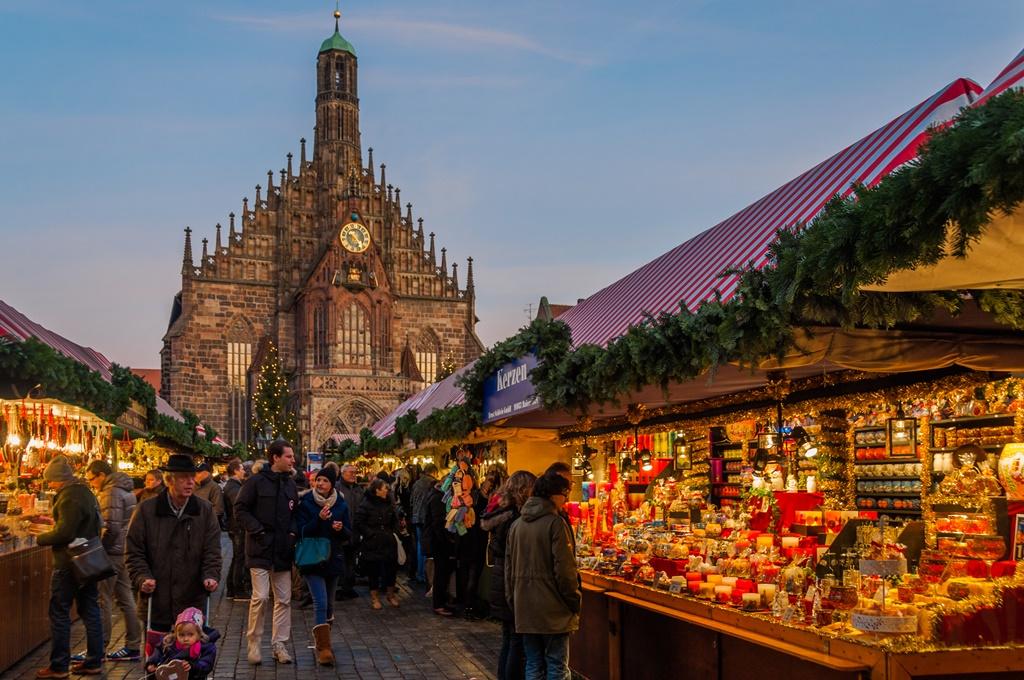 De Mooiste En Meest Sfeervolle Kerstmarkten In Europa