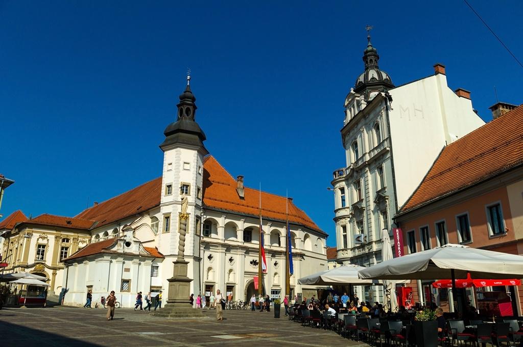 Bezienswaardigheden in Maribor