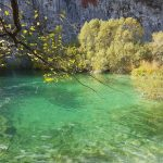 Lake at Plitvice