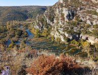 Cascades at Roski Slap