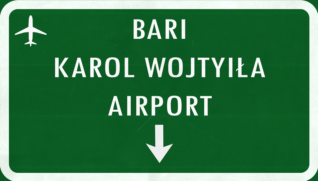 Vervoer van en naar vliegveld Bari