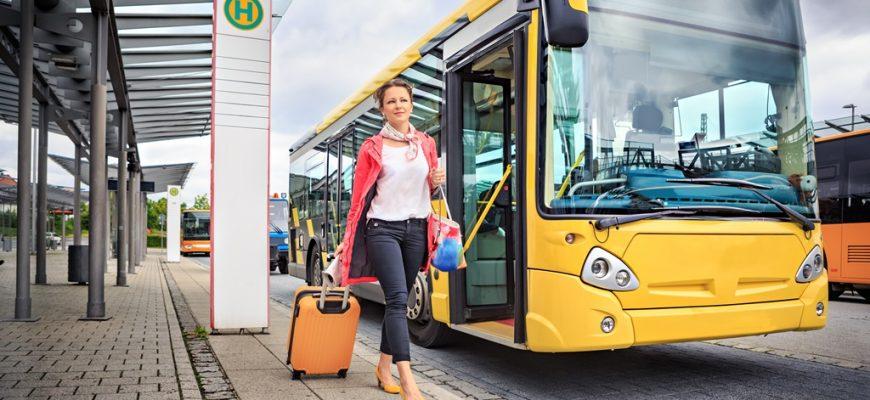 Bussen van Barcelona naar Marseilles