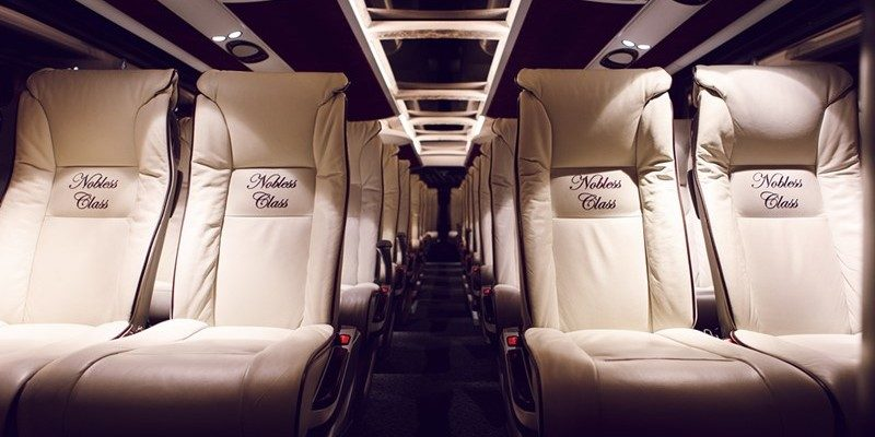 Nachtbus Zurich Praag