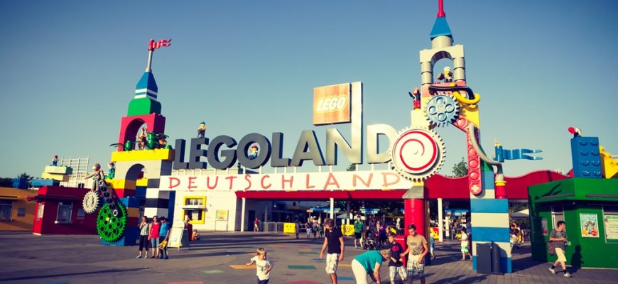 Visit Legoland Germany, the amusement park for whole family